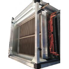 Блок жидкостного теплообменника LK-3,15-H3